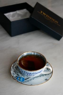 Ma jolie tasse de thé Twinings