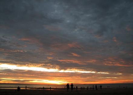 Le Sunset Market de Mindil Beach - Darwin
