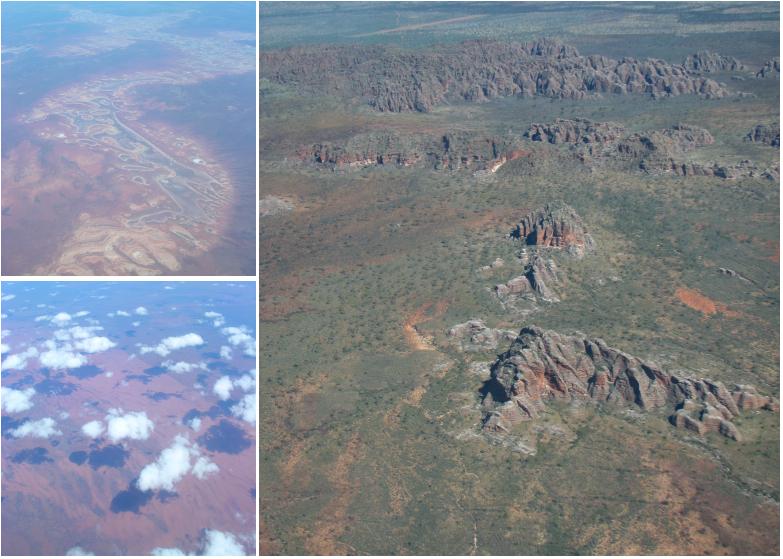 Australia Golden Outback et Bungle Bungle