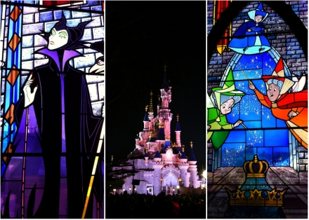Château de la belle au bois dormant au Parc Disneyland Paris
