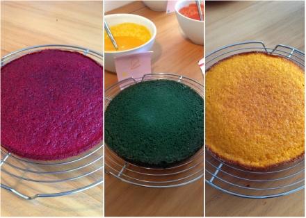 les gâteaux