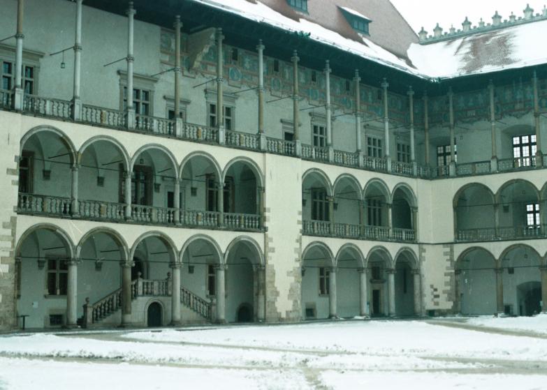 Château royal de Wawel