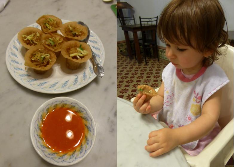 Dégustation de Tai Pee au café 1511 de Melaka