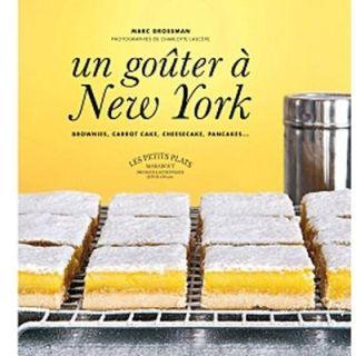 Livre_un goûter à New York