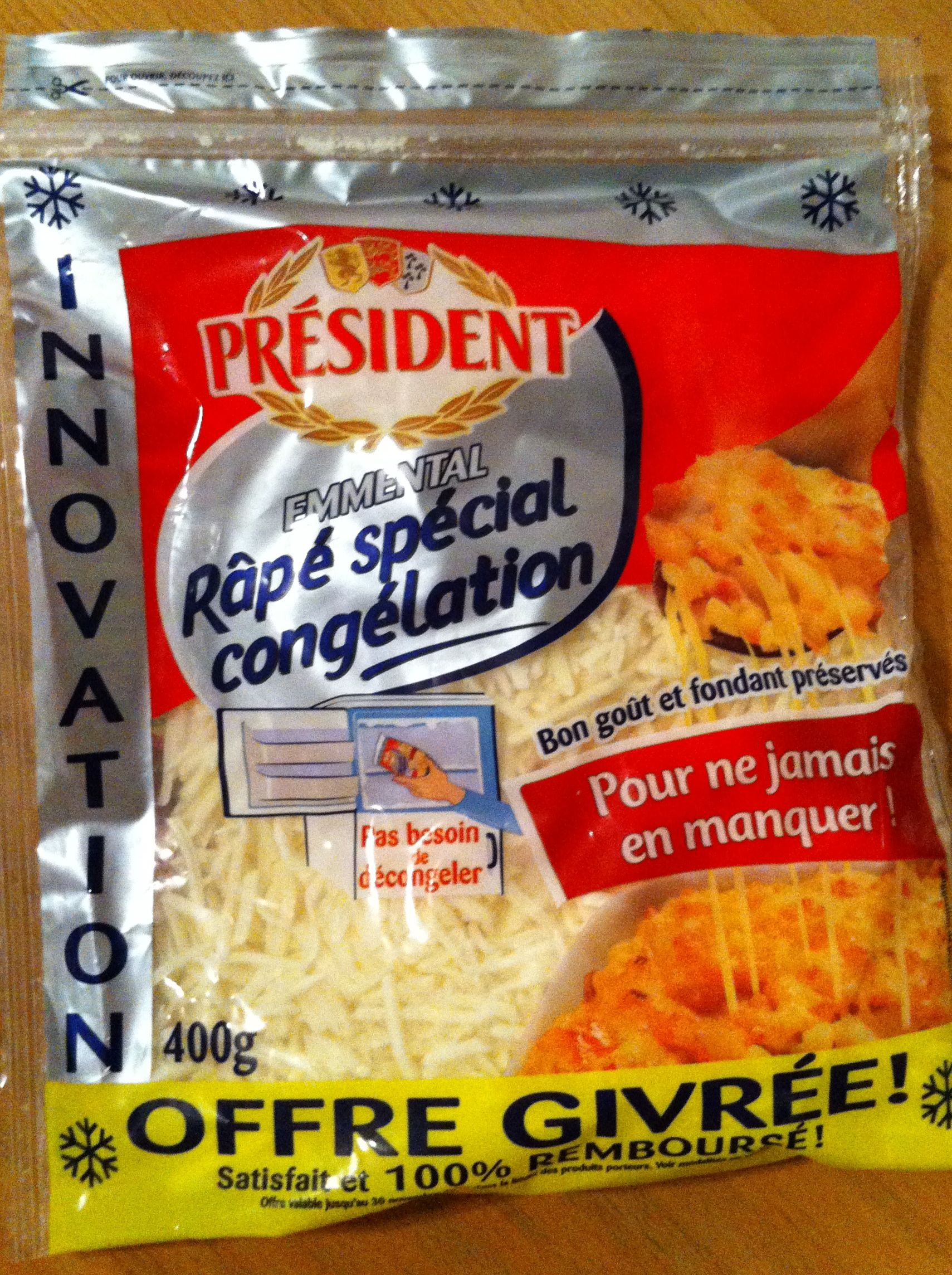 Une offre givr e ne pas manquer attention innovation for Fromage en special