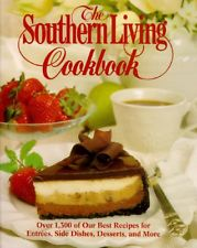 LIVRE_Sourthern-living-cook-book-1995