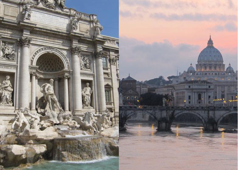 LDDA_Italie_Rome_fontaine-de-trevi_Vatican