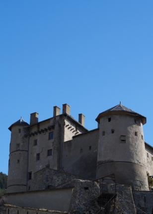 Fort Queyras, autrefois appelé « Château-Queyras »