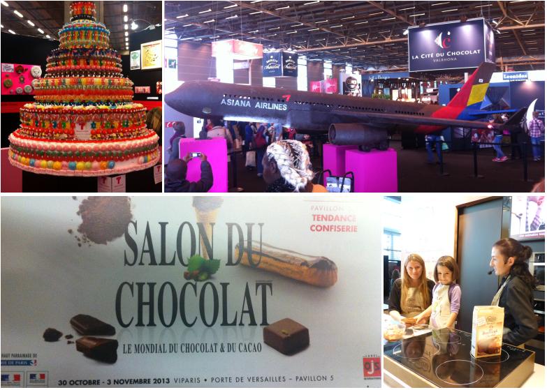 Un mercredi tr s gourmand au salon du chocolat les - Invitation gratuite salon du chocolat ...