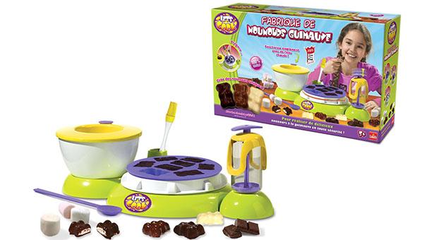ces jouets qui font cuisiner les enfants en toute s curit des id es cadeaux pour no l 2013. Black Bedroom Furniture Sets. Home Design Ideas