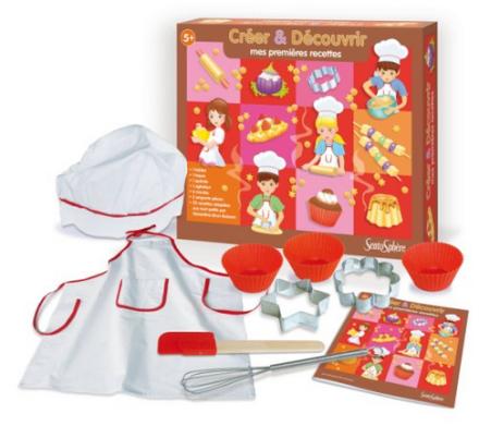 Ces jouets qui font cuisiner les enfants en toute s curit for Cuisine oxybul