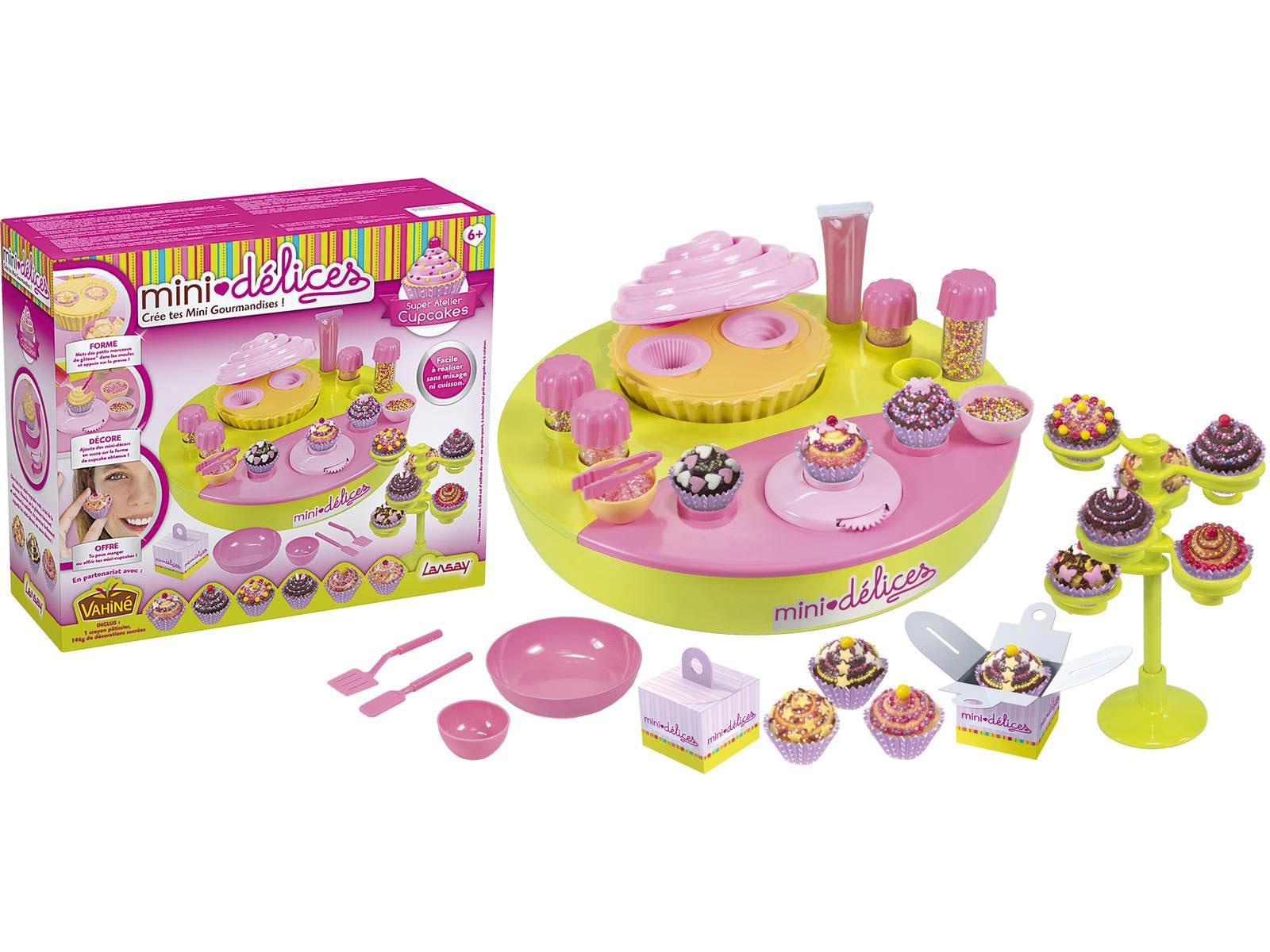 Cup Cakes Kit Pour Enfants