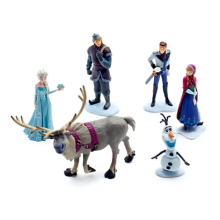 Ensemble-figurines-reine-des-neiges-Disney-2