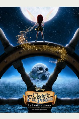 FILM-LDDA-CLOCHETTE ET LA FEE PIRATE