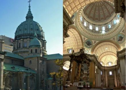 LDdA_Anais-voyage-dans-son-assiette-Canada-Montreal-cathédrale-marie-reine-du-monde