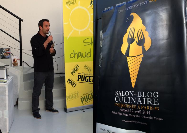 Sandra du blog ok c est bon les d lices d 39 anais for Salon culinaire lille