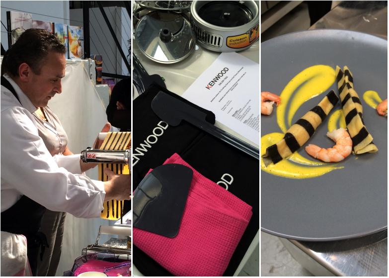 Salon du blog culinaire une journ e paris 3 avec 750 for Salon du master