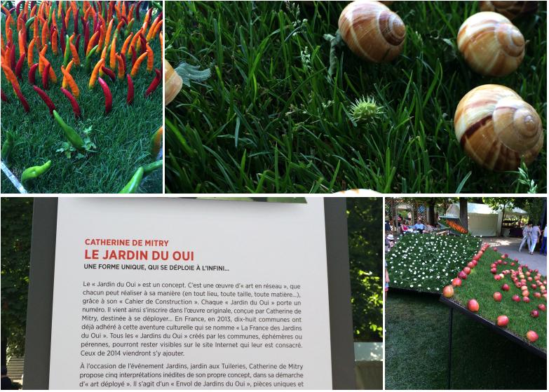Trouver l inspiration aux jardins jardin les d lices d 39 anais for Les jardin de catherine