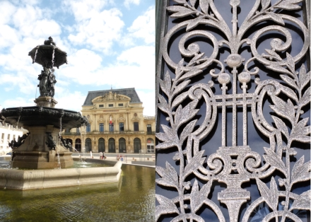 Escapade-gourmande-Cherbourg-Opera-fontaine