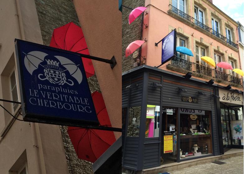 Escapade-gourmande-Cherbourg-parapluie-de-cherbourg-boutique