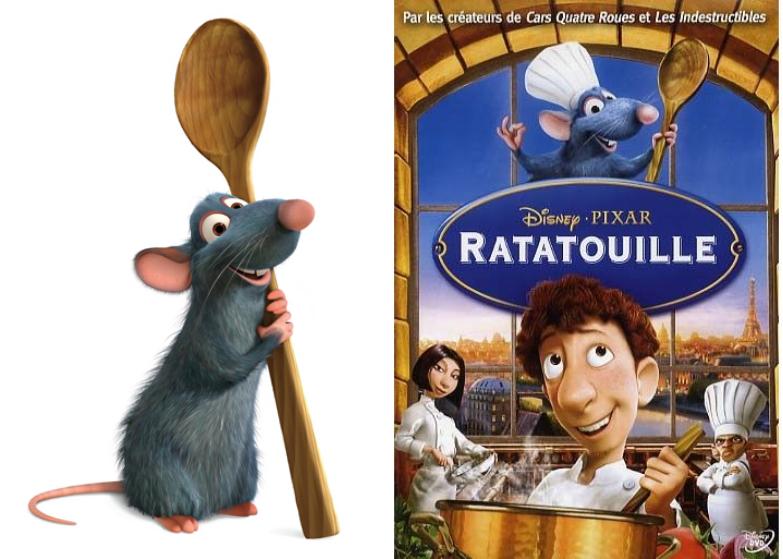 Ratatouille Cast