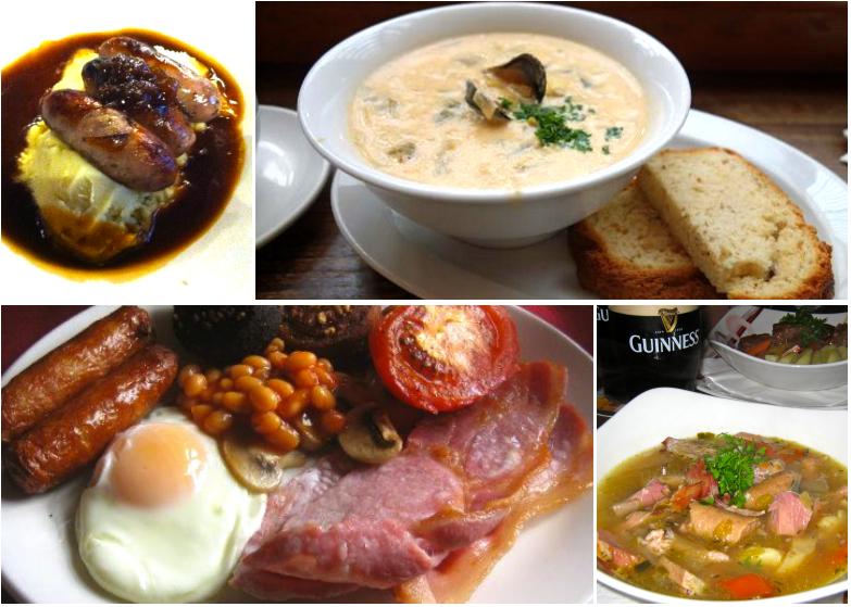Ana s voyage dans son assiette en irlande 1 dublin les for Assiette cuisine