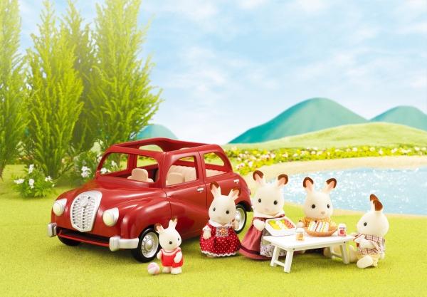 LDDA_Jouet_Sylanian-Families_voiture-rouge