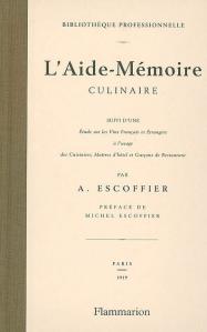 LIVRE_LDDA_aide-memoire-culinaire_Escoffier