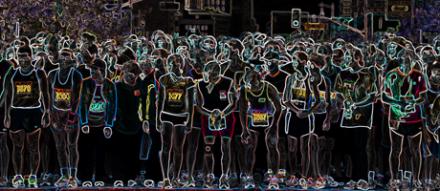 RUNNING_10Km_La-Noctambule_course_nuit_20-septembre-2014_courbevoie-depart