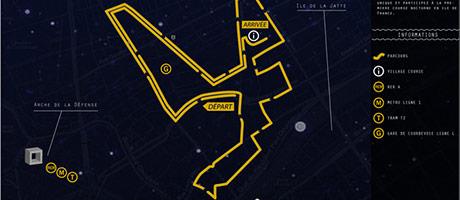 RUNNING_10Km_La-Noctambule_course_nuit_20-septembre-2014_courbevoie-parcours
