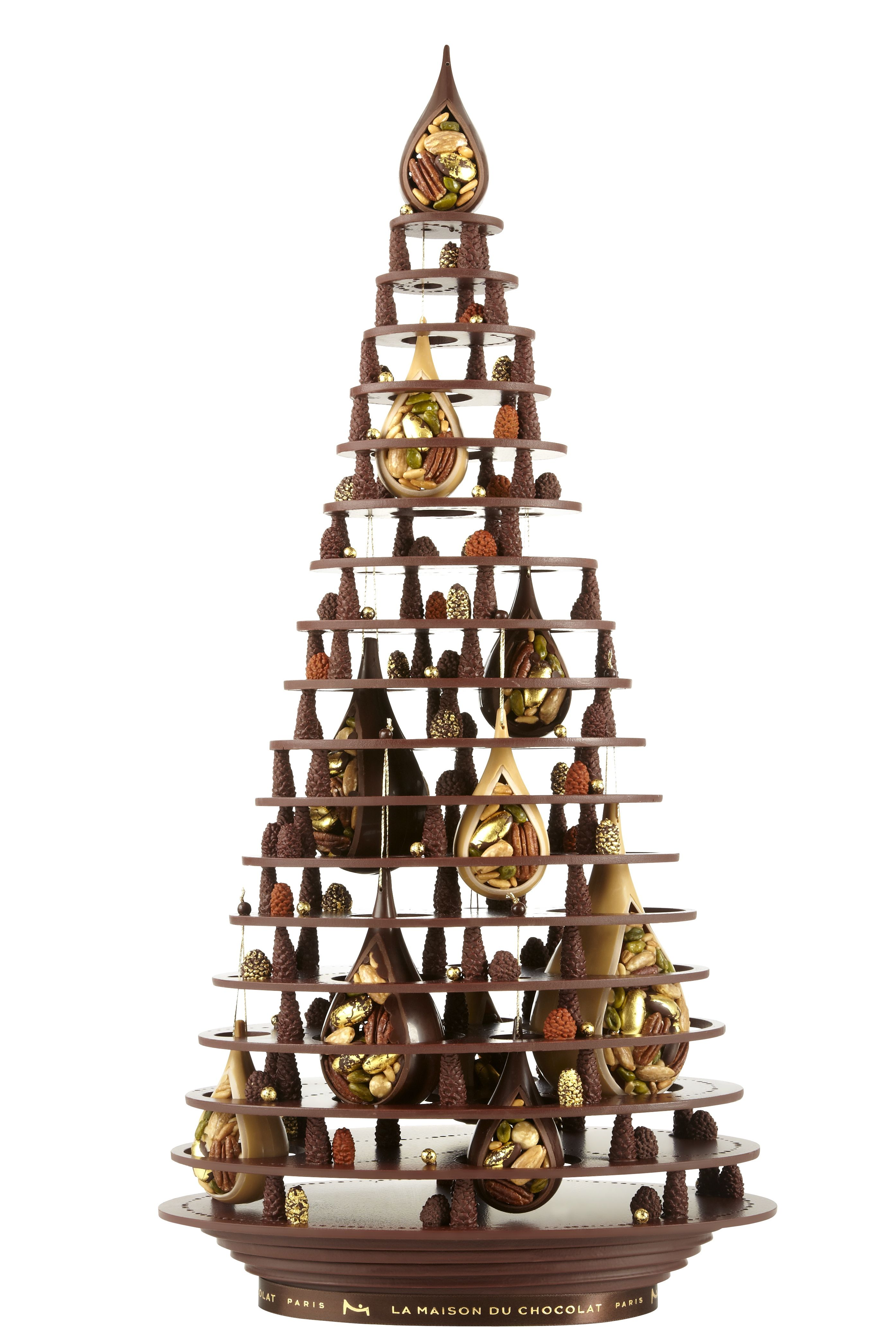 les petites attentions de la maison du chocolat sont. Black Bedroom Furniture Sets. Home Design Ideas