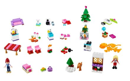 LDDA_LeCalendrierDeLAvent_Lego_Friends_41040_detail