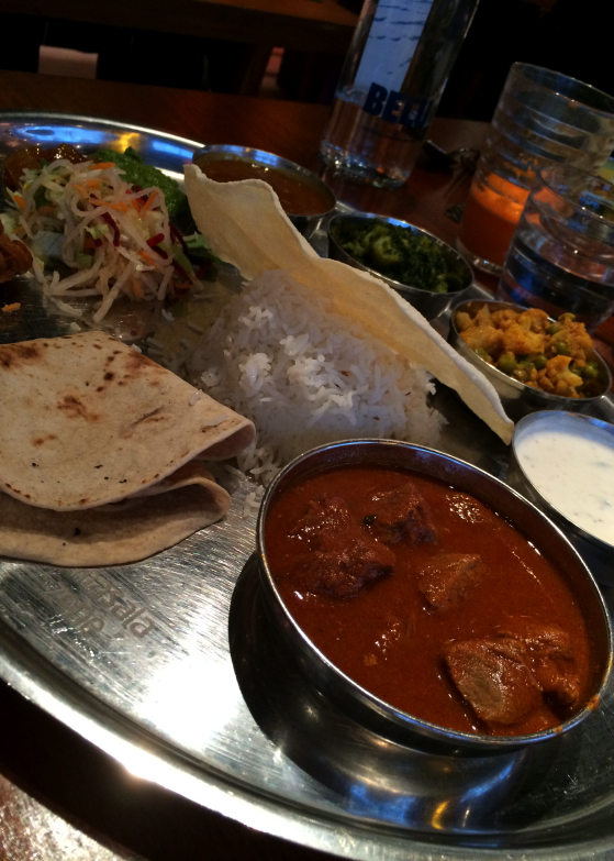 Anais_blogtrotteur-London_Masala_Zone_Thali