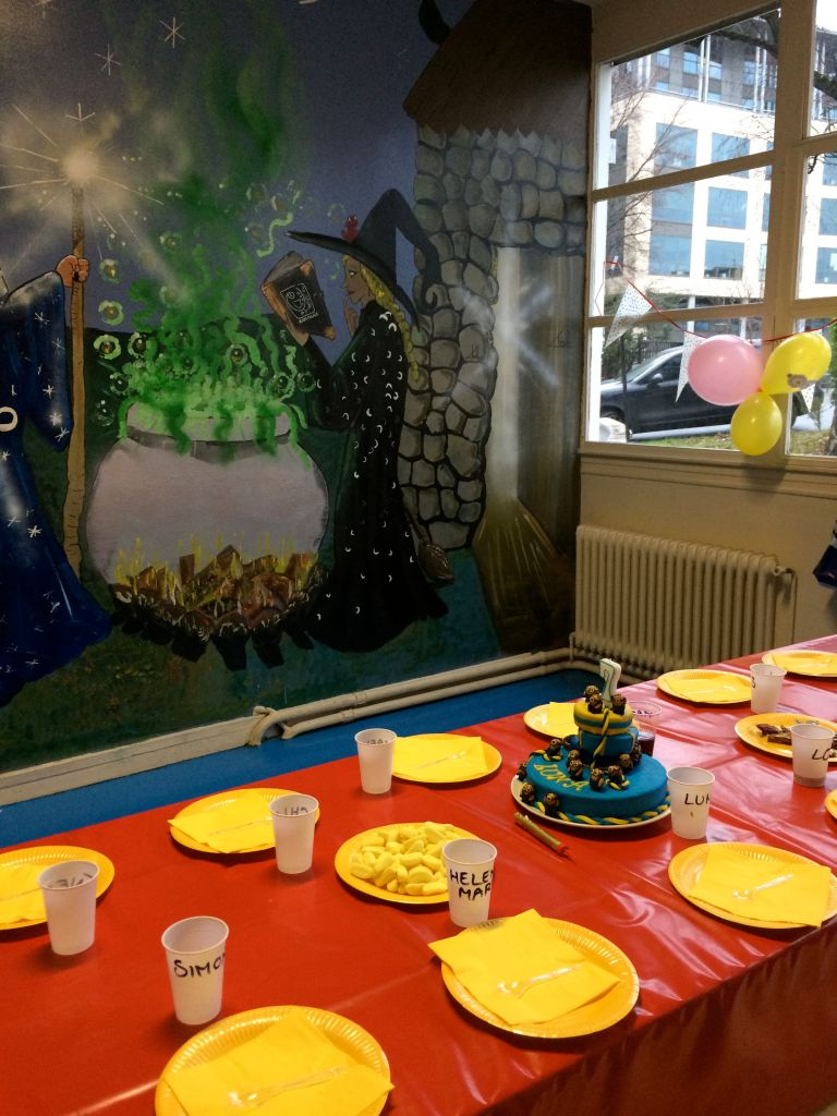 Anniversaire_Minions_table
