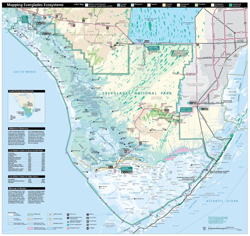 Carte_Everglades_national_parc