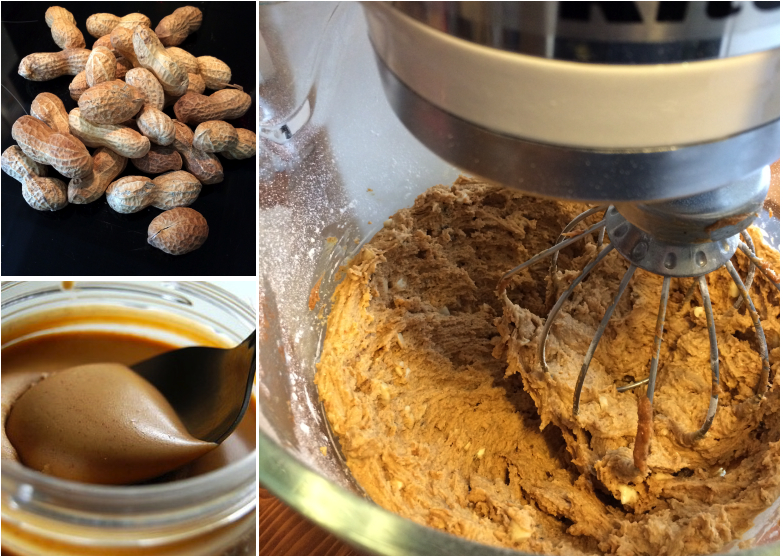 Cookies au beurre de cacahouète (2/4)