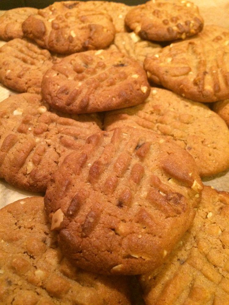 Cookies au beurre de cacahouète (4/4)