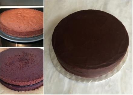 LDdA_Tutoriel_Gateau_anniversaire_annees_80_Gateau_chocolat_enrobé