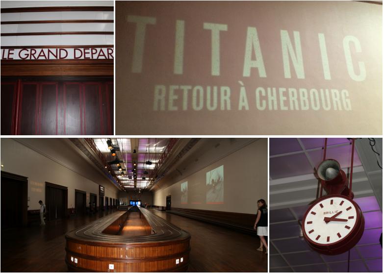 La_cite_de_la_mer_Expo_Titanic_Salle_bagages