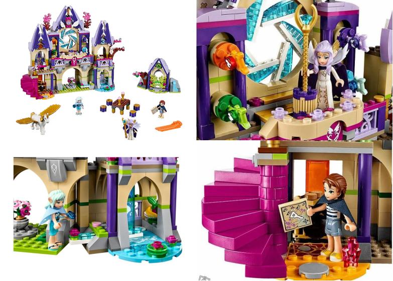 NOEL_Jeux_Jouet_2015_Lego_Elves_Le_château_des_cieux