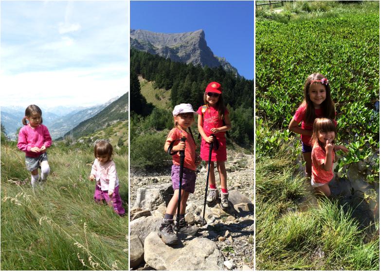 réflexions sur tout neuf magasin meilleurs vendeurs Randonnées avec les enfants dans les Hautes Alpes – Les ...