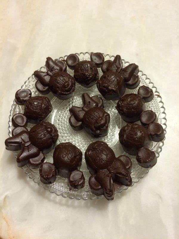 LDDA_Recette_anniversaire_Minnie_Bonbons_chocolat