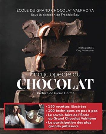 LIVRE_Encyclopédie du chocolat
