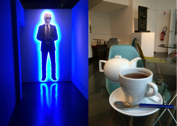 LDDA_UneExpoUnResto_Lagerfeld_Cafe_Pinacotheque