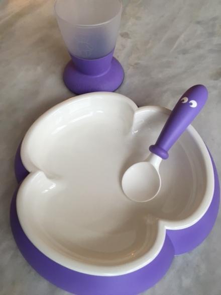 LDDA_BabyBJorn_Set_de_table_violet