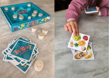 Challenger les enfants autour du parfum des fruits avec Topscent de