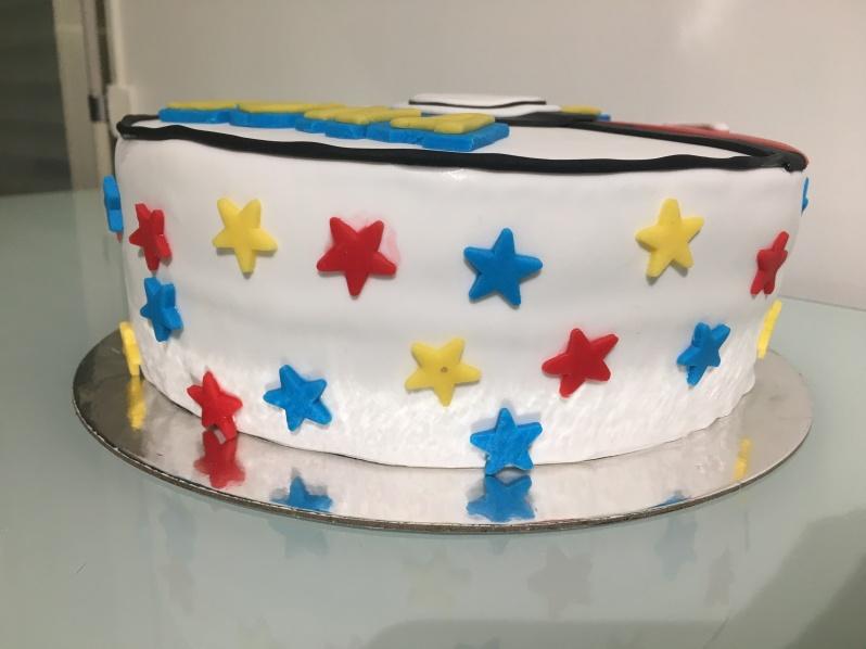 le gâteau d'anniversaire pokémon #3 – les délices d'anaïs