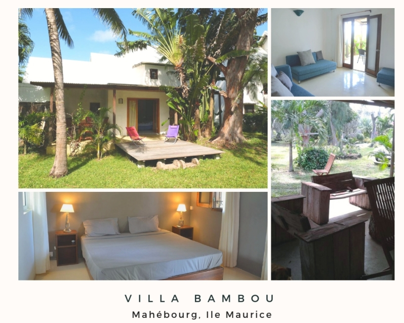 Carte Postale_Villa Bambou